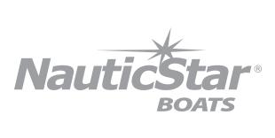 nautic star logo in a grey color