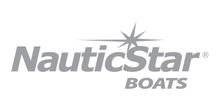 nautic star logo in a grey color