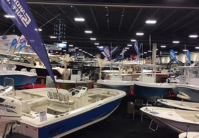 indoor boat show