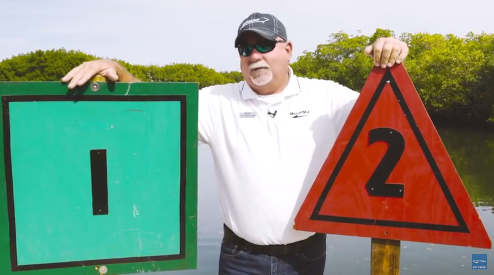 Boating Tips Video for Channel Markers