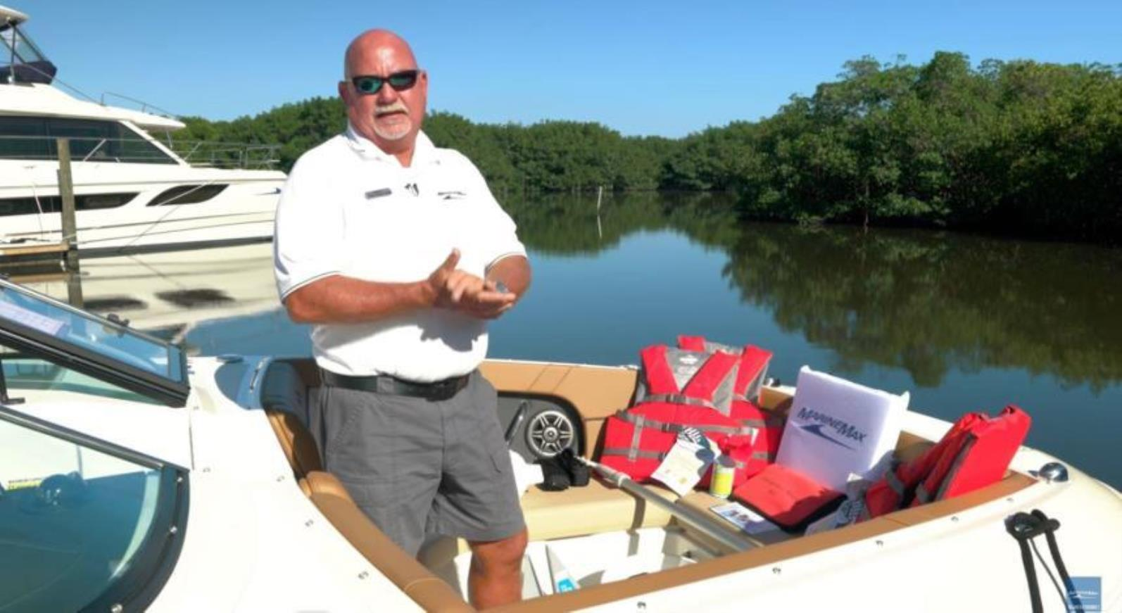 Boating Tips Video for Boating Gear