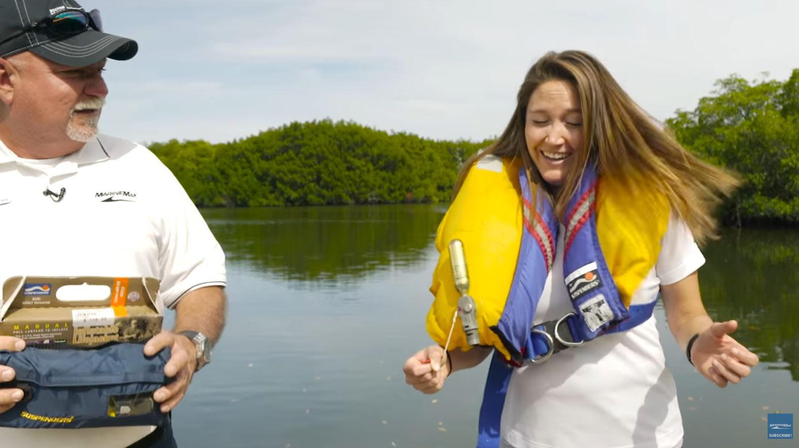 Boating Tips Video for Personal Flotation Devices
