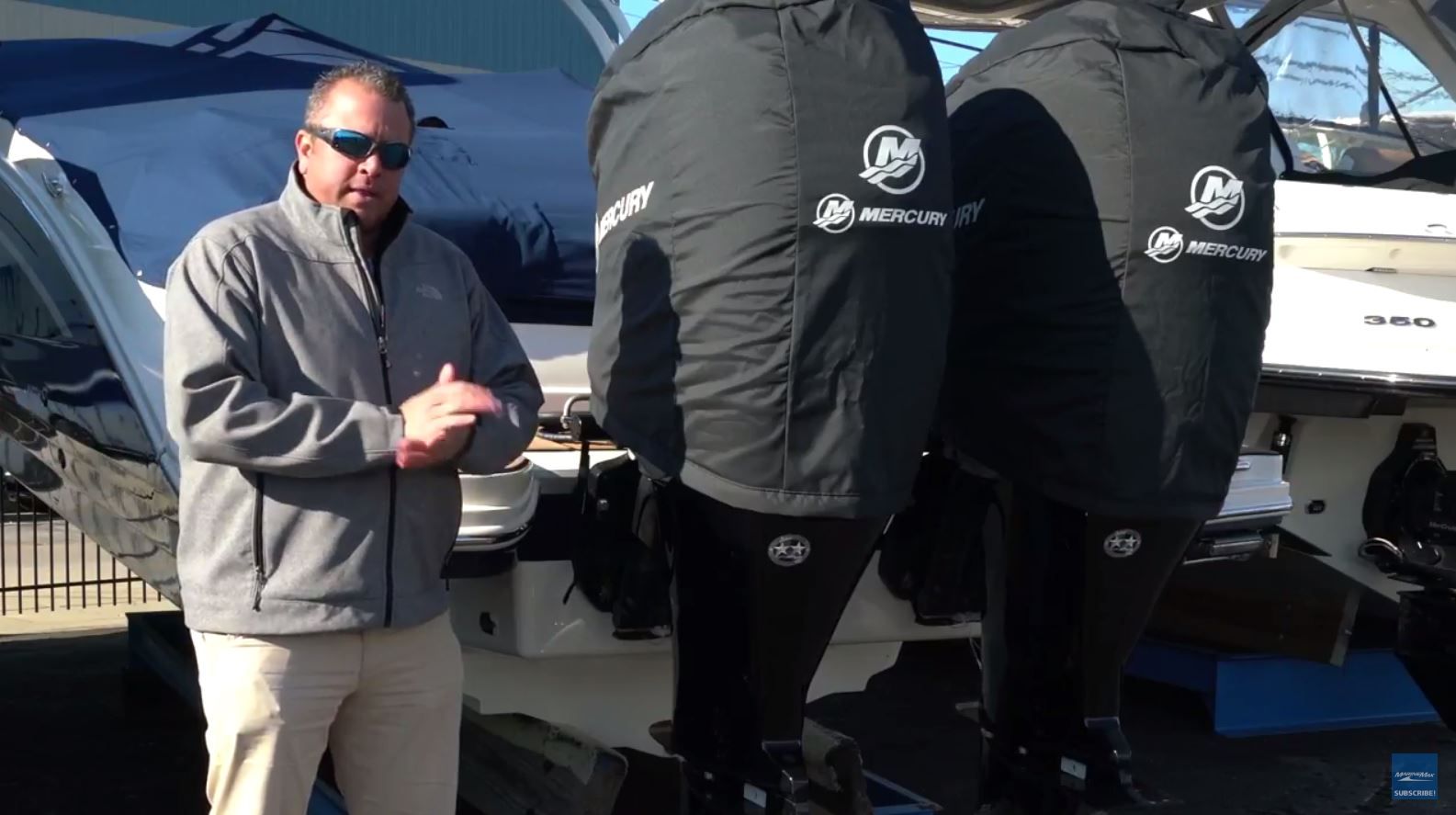 Boating Tips Video for Winterizing Your Boat