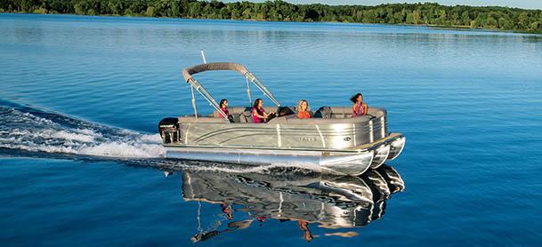 A Harris boat