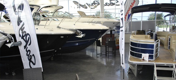 MarineMax showroom