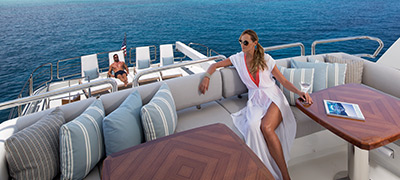 MarineMax Yacht Charter Management