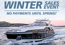 marinemax winter sales event with no payments until spring