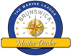 Brunswick Master Dealer Certification Logo