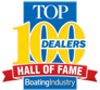 Boating Industry Boat Dealer Hall of Fame Logo