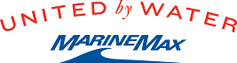 marinemax logo united by water