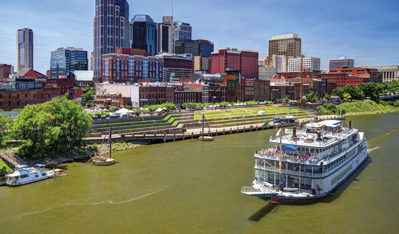 Showboat in Nashville, TN