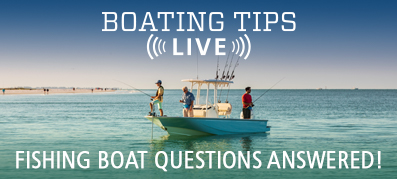 Boating Tips Live Fishing Boat Questions Answered