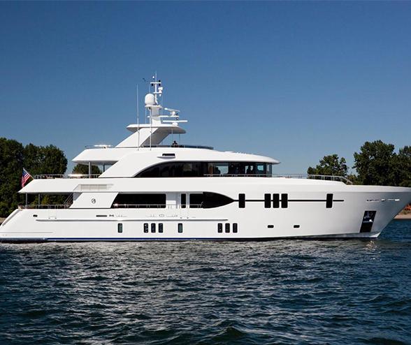 Ocean Alexander 120 Mega Yacht