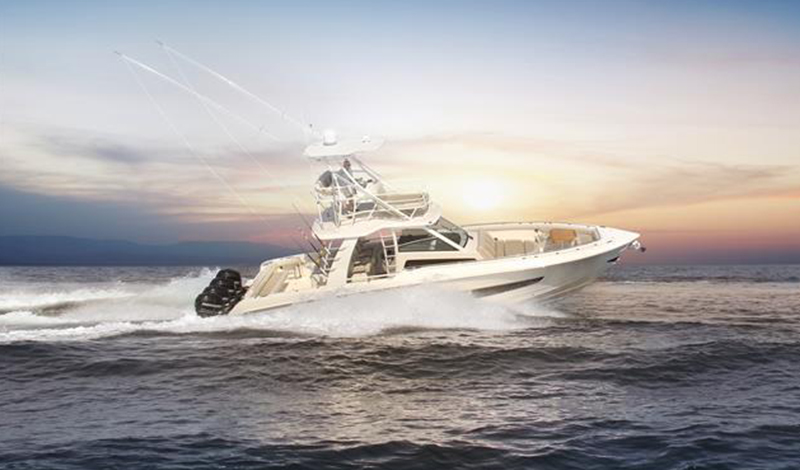 boston whaler outrage cruising