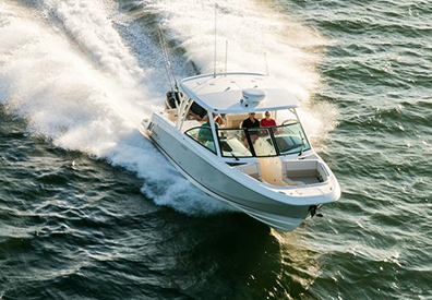 Boston Whaler Vantage Family