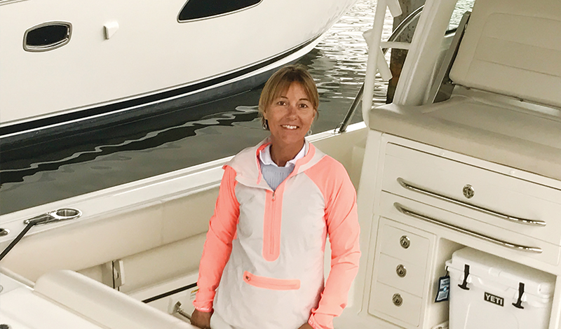 gracie lu boston whaler