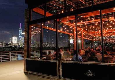 waterfront bars