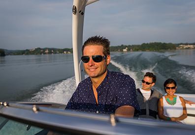 Boating Safety Landing Page Image