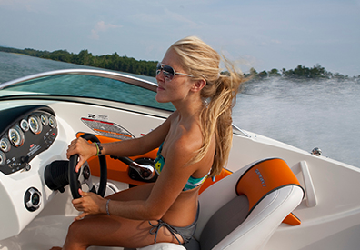 Intro to Boating Landing Page Image