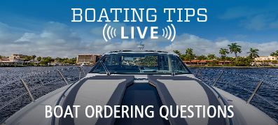 Boating Tips Live Boat Ordering Question