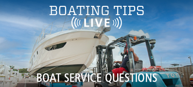 Boating Tips Live Boat Service Questions