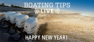 Boating Tips Live Happy New Year