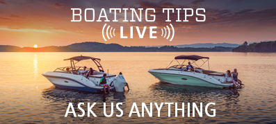Boating Tips Live Episode 21 Ask Us Anything