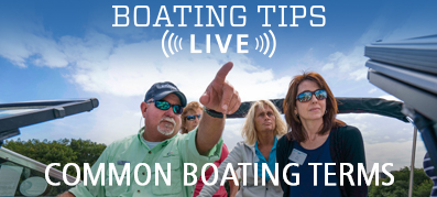 MarineMax Boating Tips Live Boating Terms