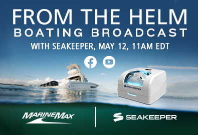 From the Helm Boating Broadcast with Seakeeper