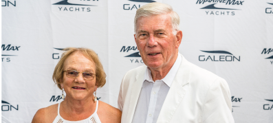Gene and Kathy Griffith of Naples