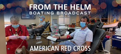 From the helm boating broadcast with American Red Cross