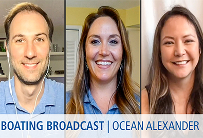 From the Helm Boating Broadcast with Ocean Alexander