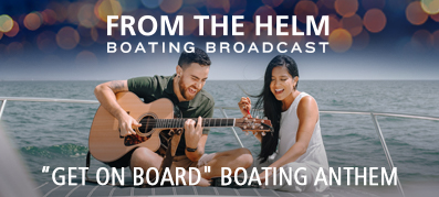 From the Helm Boating Broadcast with Us the Duo