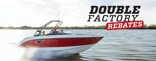 MarineMax is Doubling Factory Rebates