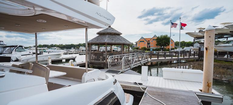 Convenient Marina Locations