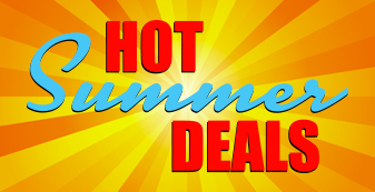 hot summer deals logo