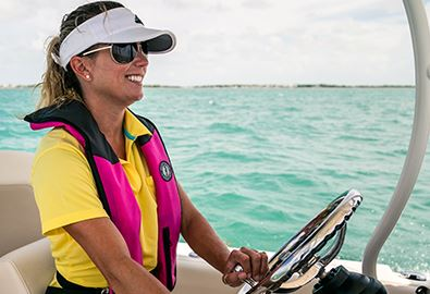 Boating Classes - Women on Water, Boating Safety, Fishing