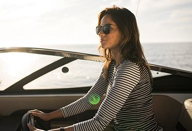 MarineMax Presents Women On Water Class at the Charleston Boat Show