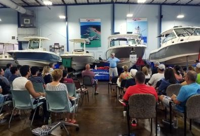 April Intro To Boating Class