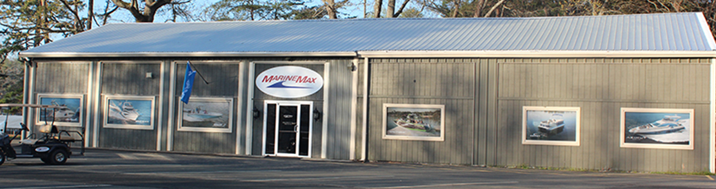 MarineMax Cumming store-front