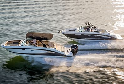 Sea Ray Spring Into Summer Sales Event