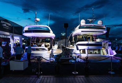 Galeon Yachts VIP Debut Event