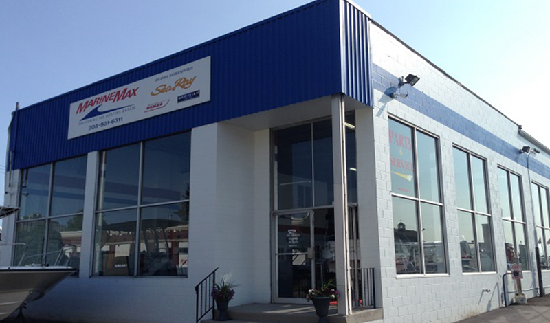 marinemax norwalk store front