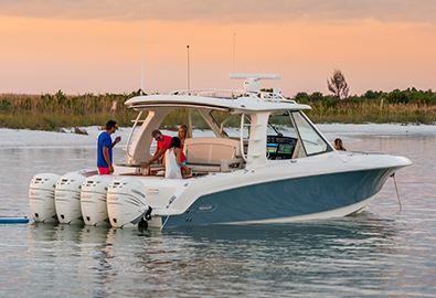 ny5 10063 winter sales series  boston whaler