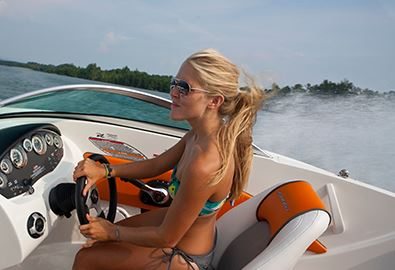 Women on Water: I/O Outboards