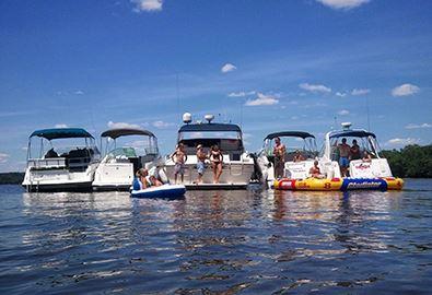 Labor Day Raft-up