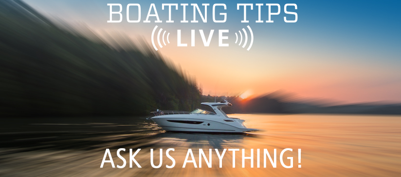 Boating Tips Live December Open Forum