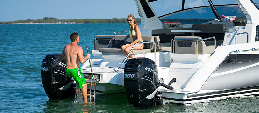 Aquila 36 owners share why these chose this new model.