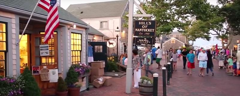 Azimut Nantucket Gala Video