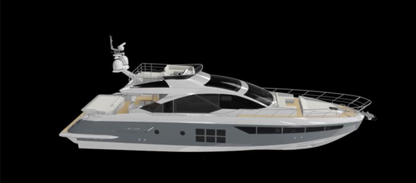 boat rendering